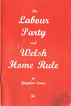 The Labour Party and Welsh Home Rule, Gwynfor Evans