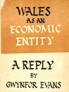 Wales as an economic entity - Plaid Cymru